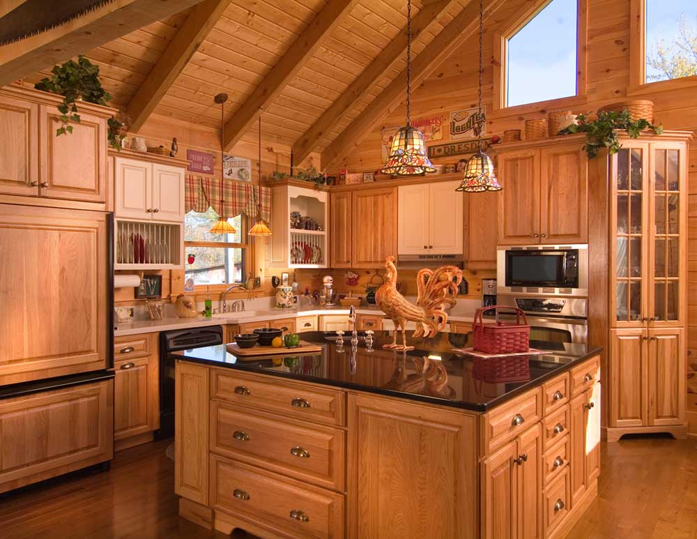log cabin interior design ideas » Design and Ideas