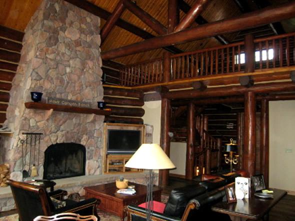 log cabin interior design ideas » Design and Ideas