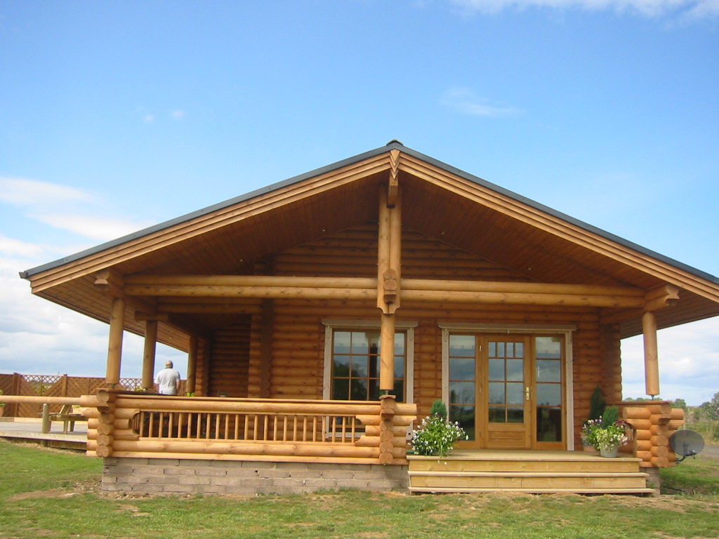 Log Cabin Style Homes Photo   2