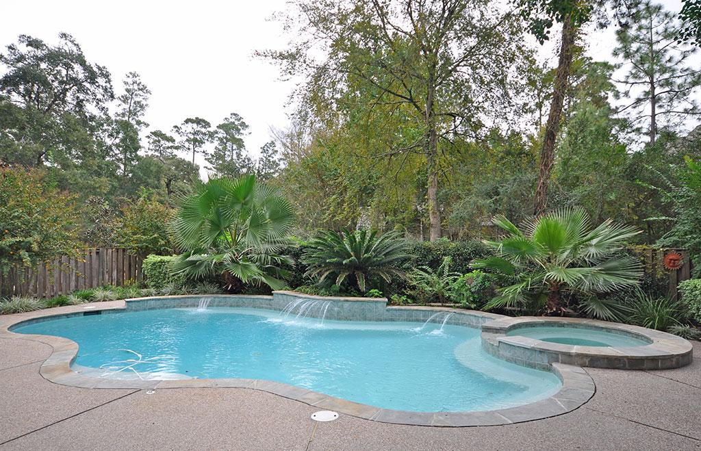 Low Maintenance Landscaping Around Pool Design And Ideas