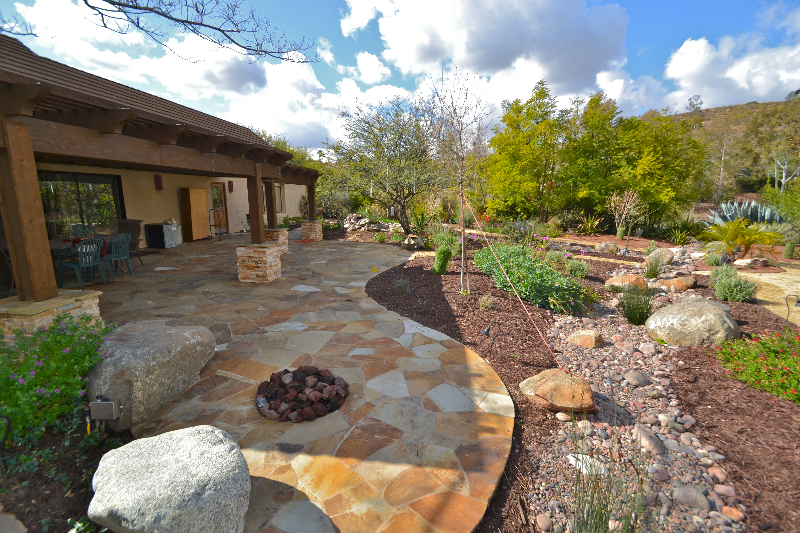low maintenance landscaping australia - Garden Ideas Low Maintenance