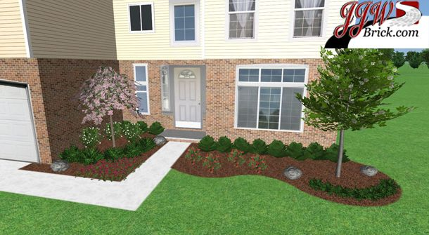 low maintenance landscaping ideas michigan
