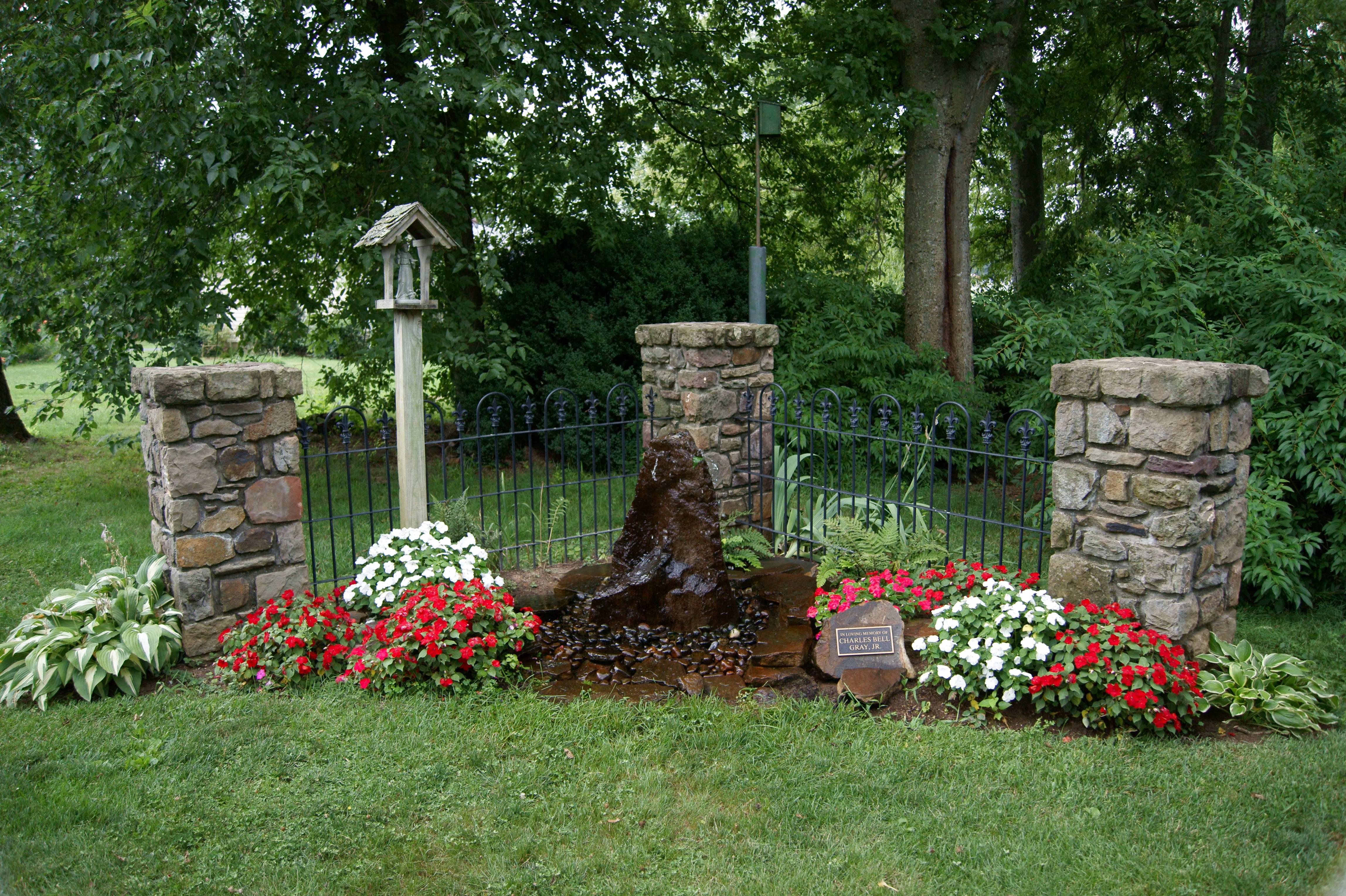 Memorial Garden Design and Ideas