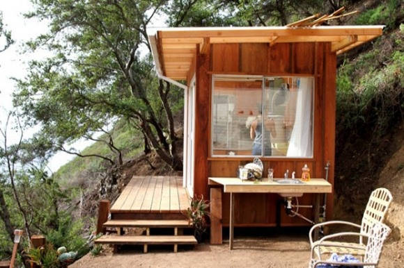 Modern Cabins Big Sur 187 Design And Ideas