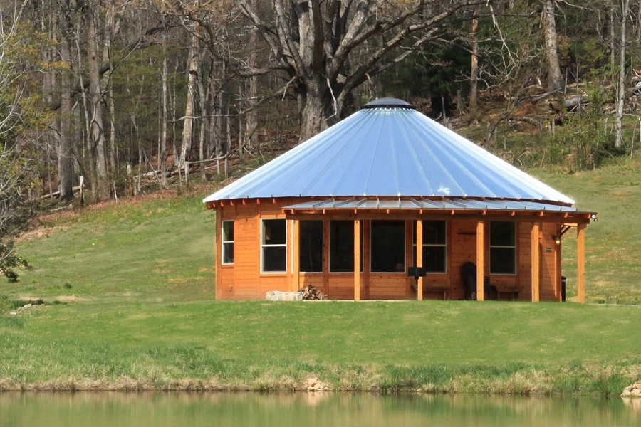 Modern Cabins In Virginia Photo   2