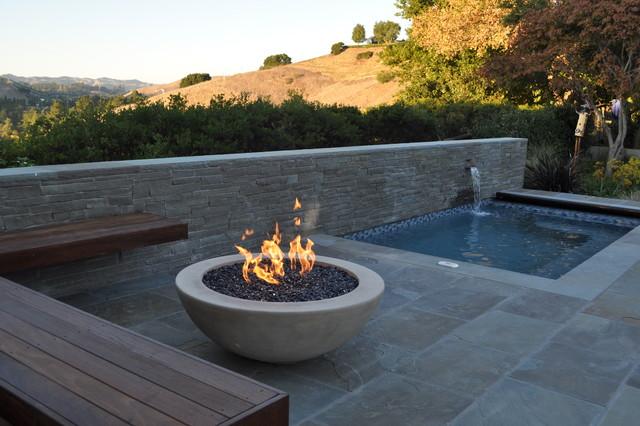 All Modern Fire Pit
