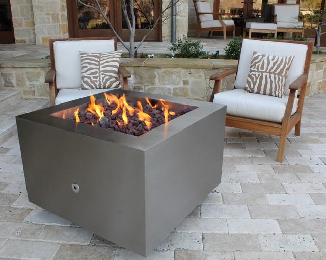 Modern Fire Pit Propane