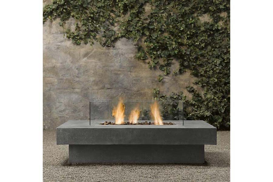 Diy modern outdoor fire pit design and ideas for Outdoor modern fire pit
