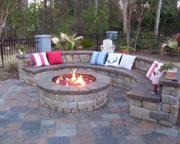 Outdoor Fire Pit Patio Ideas