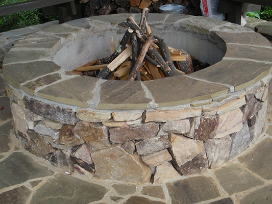 Fire Pit Stones Calgary 187 Design And Ideas