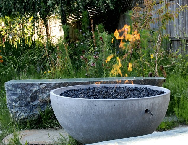outdoor gas fire pit vancouver bc