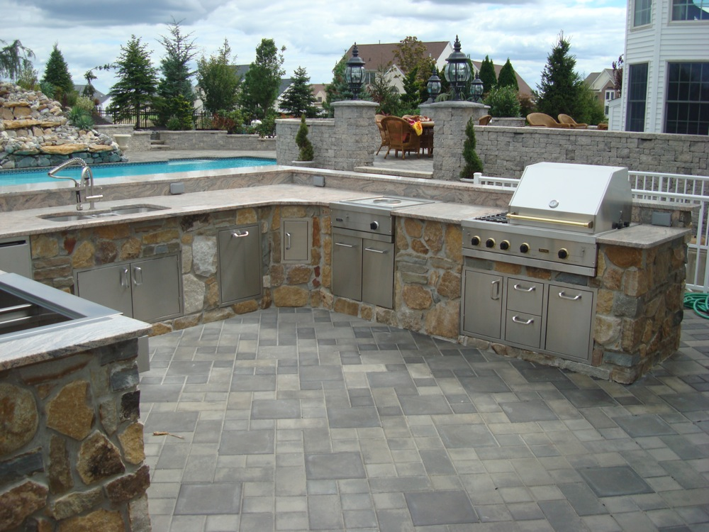 outdoor kitchen components design and ideas
