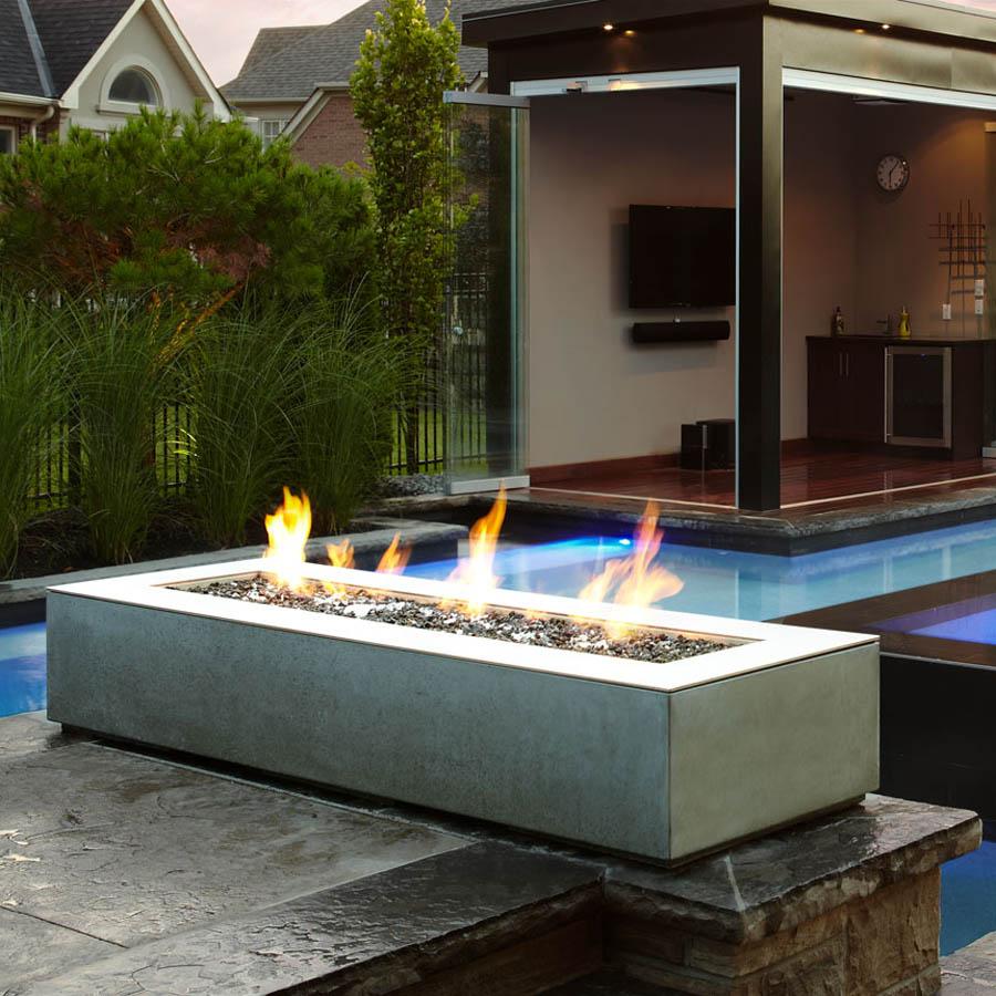 modern fire pit ideas » design and ideas - outdoor modern fire pit