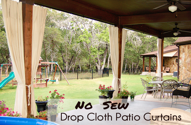 Outdoor Patio Curtains Uk