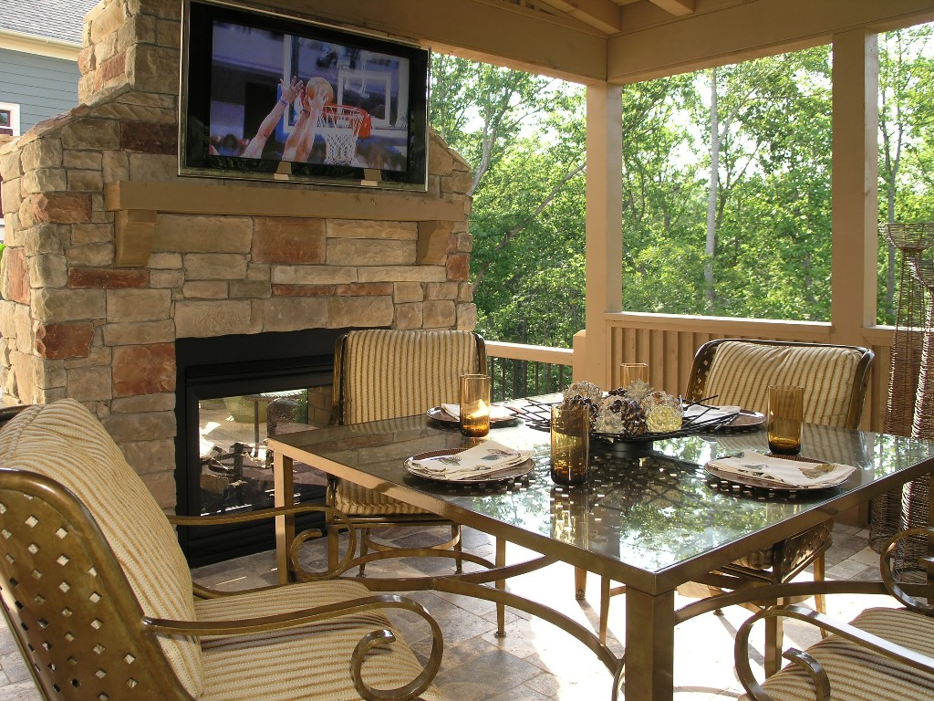 Outdoor Patio Deck Ideas