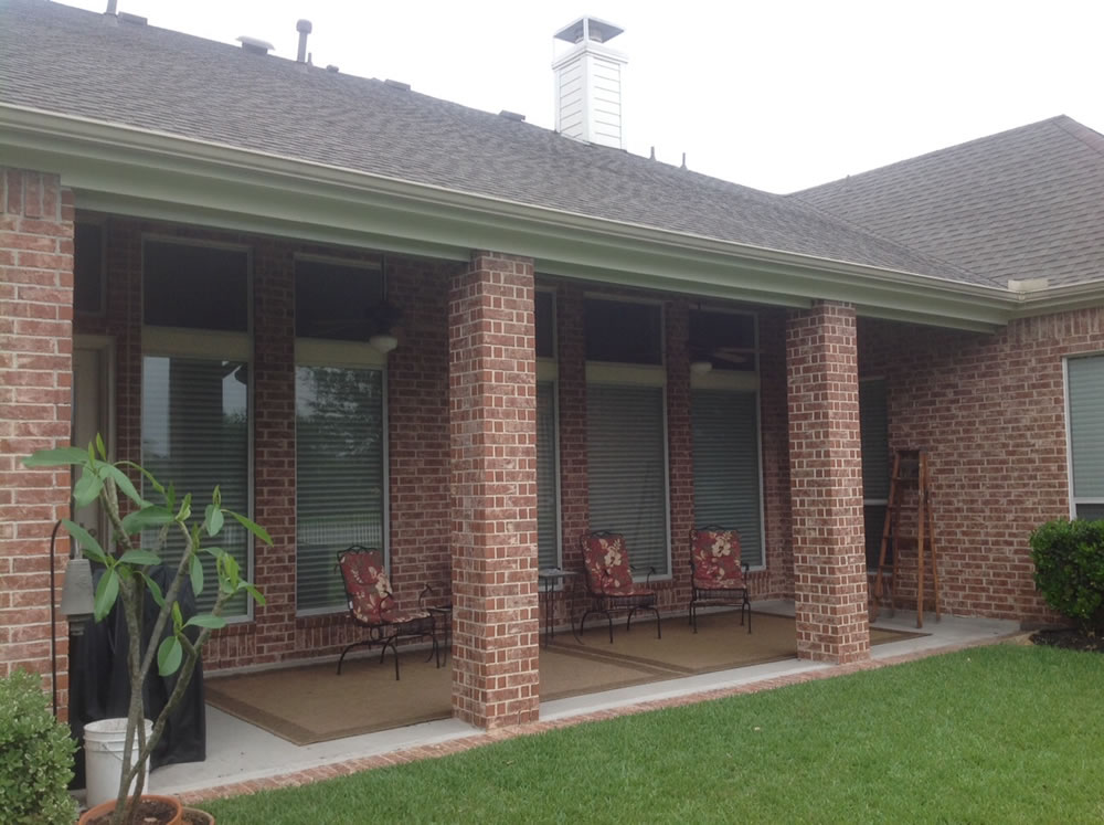 outdoor patio shades houston