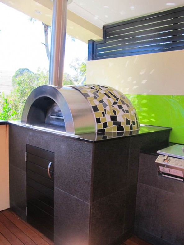 outdoor pizza oven adelaide design and ideas