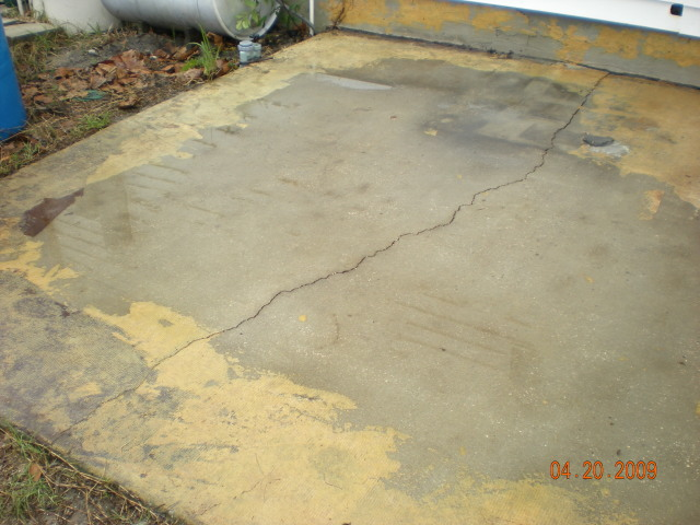Painting concrete patio bing images for Best concrete floor paint