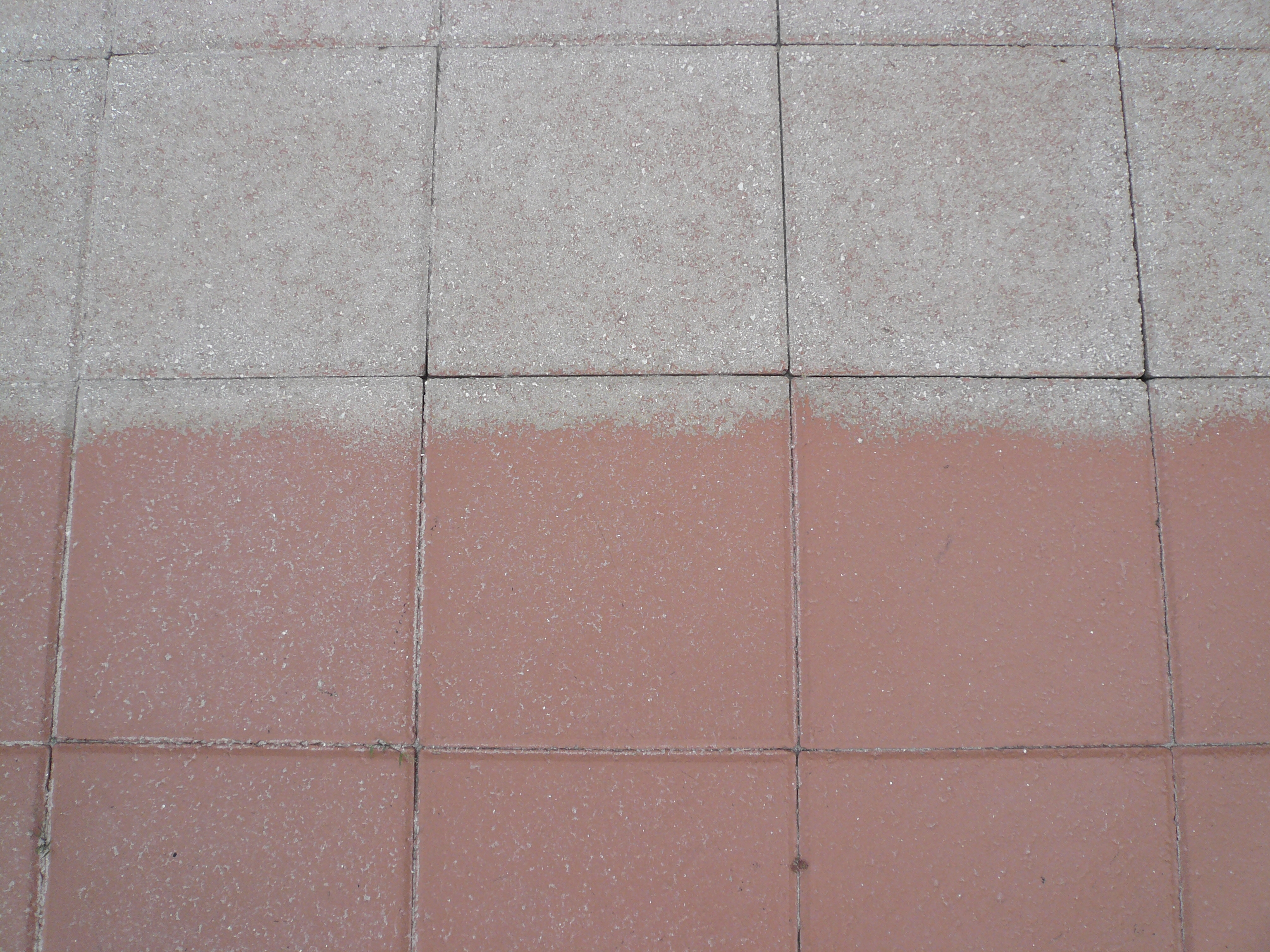 Merveilleux Painting Concrete Patio Pavers
