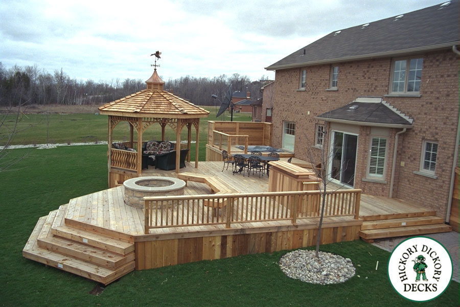 Patio And Deck Ideas Design And Ideas - Backyard deck ideas