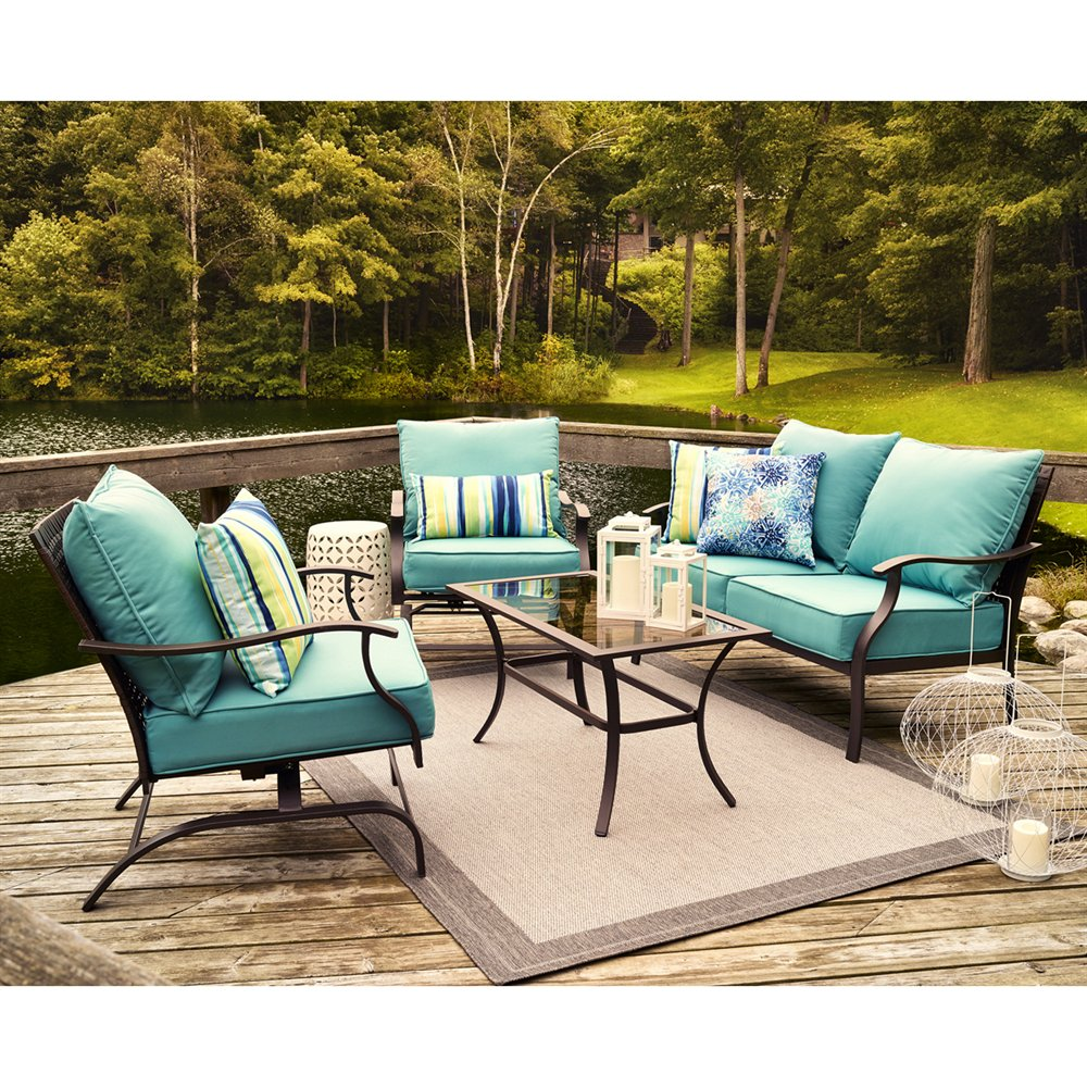 Conversation patio furniture clearance wicker patio for Patio furniture clearance