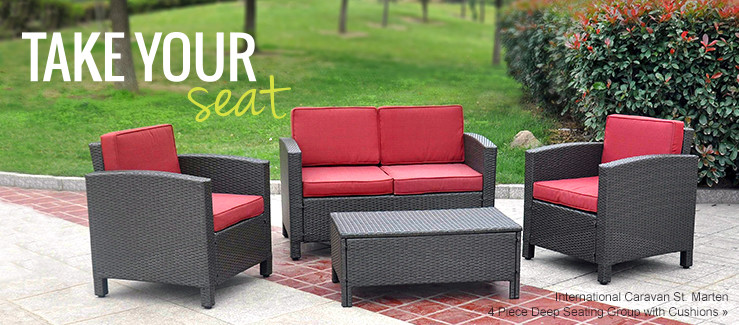 patio conversation sets under $400  photo - 3