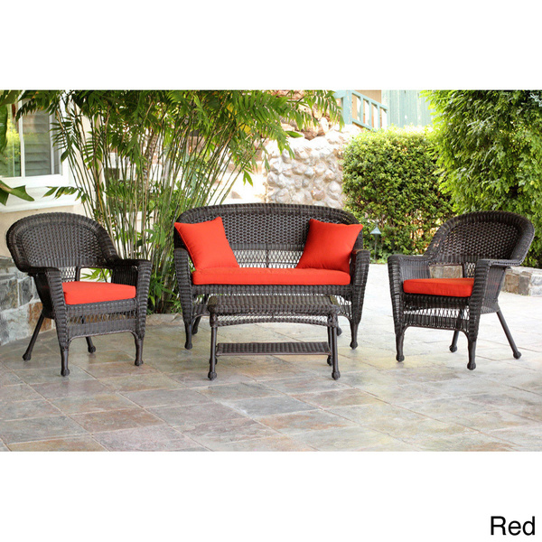 Patio Conversation Sets Wicker Photo 3