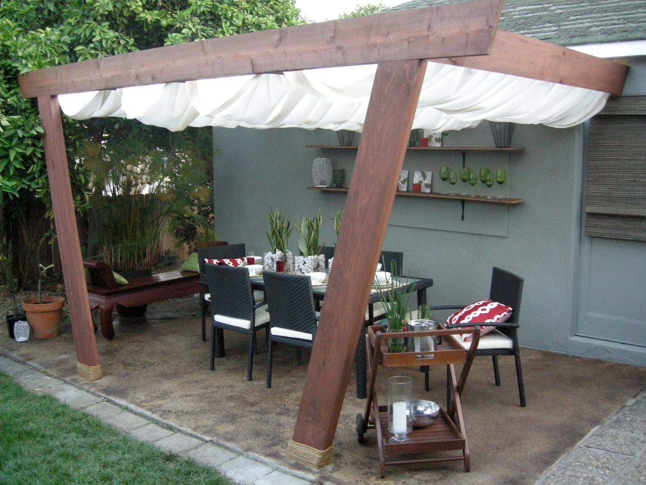 Patio Tent Covers