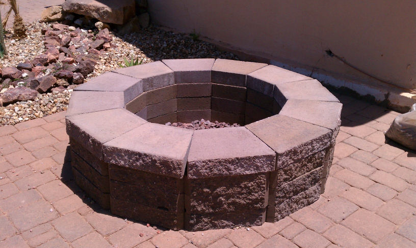 Build Paver Fire Pit 187 Design And Ideas