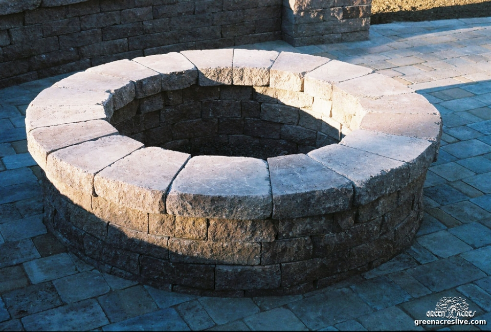 Paver Fire Pit Kit Lowes 187 Design And Ideas