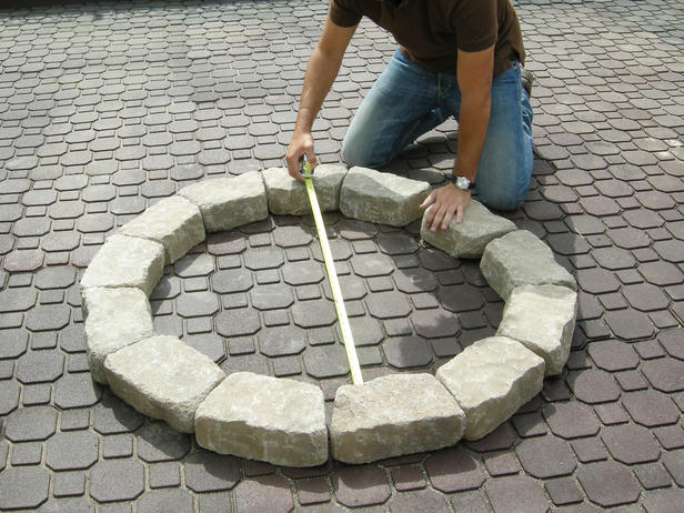 Paver Fire Pit Dimensions 187 Design And Ideas