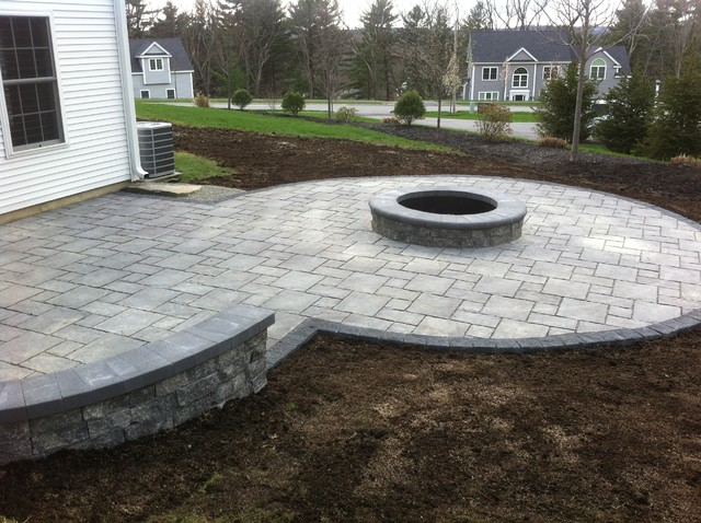 Paver Fire Pit Kit Outdoor Goods