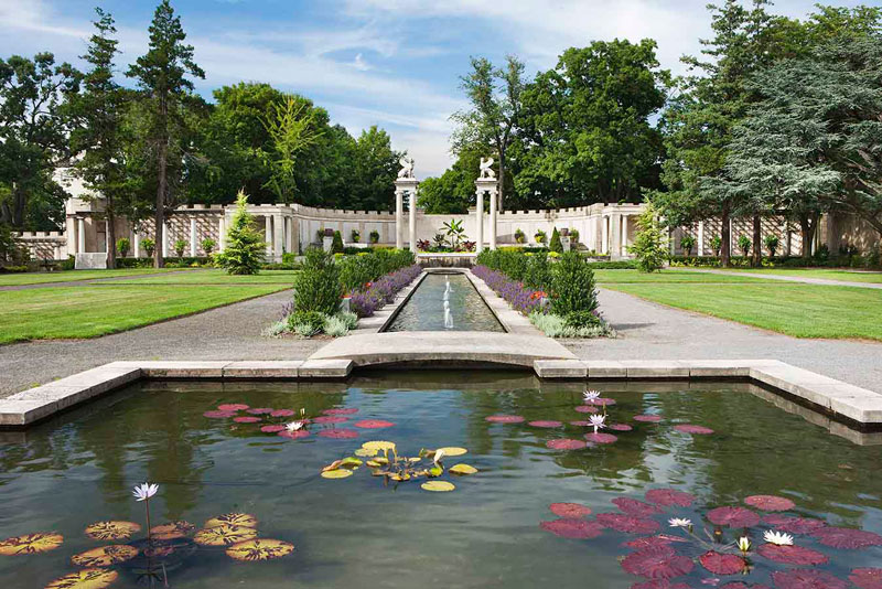 Captivating Persian Garden