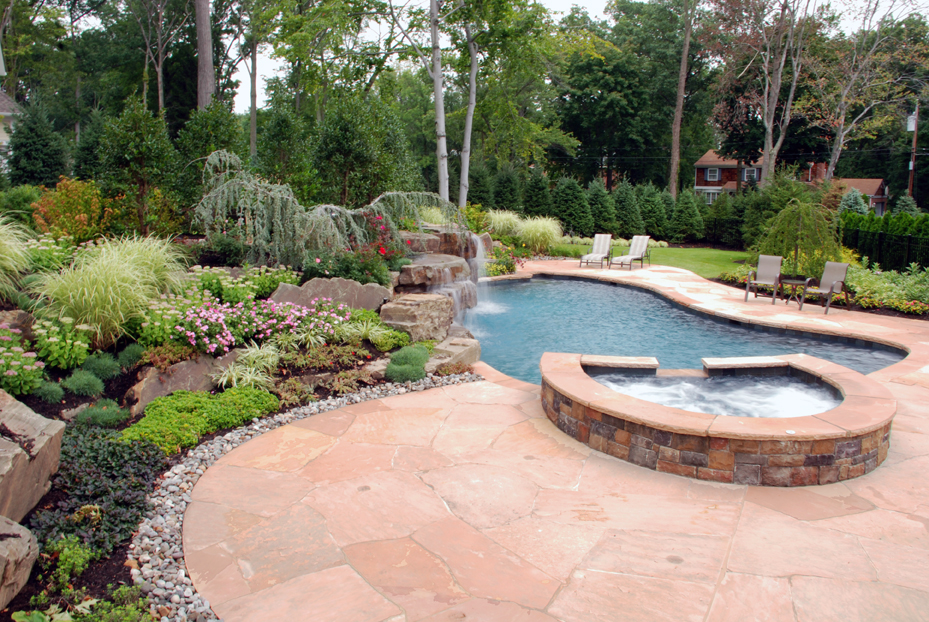 pool and patio landscaping ideas » Design and Ideas