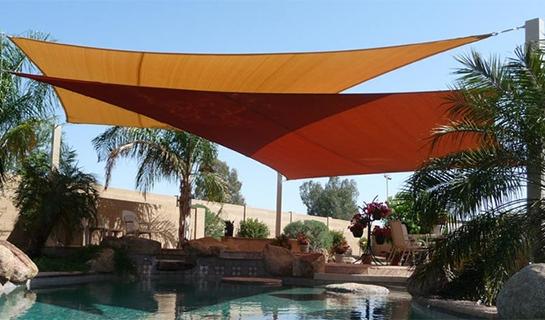 pool patio shade ideas photo - 2 & pool patio shade ideas » Design and Ideas