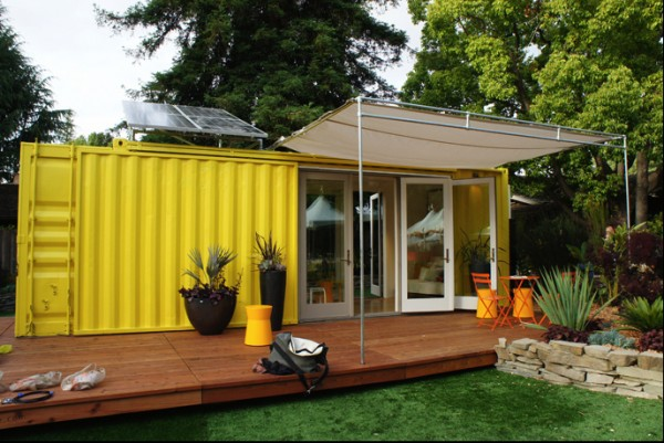 prefab cargo container homes