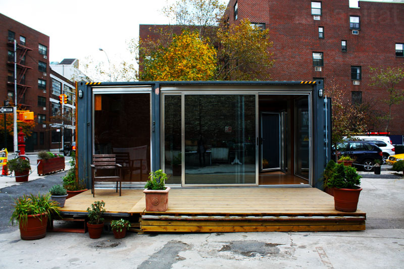 prefab container home designs  photo - 2