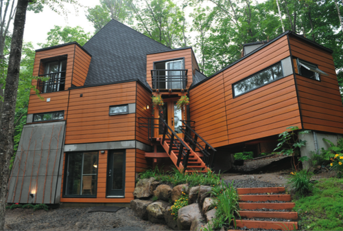prefab container homes canada  photo - 2