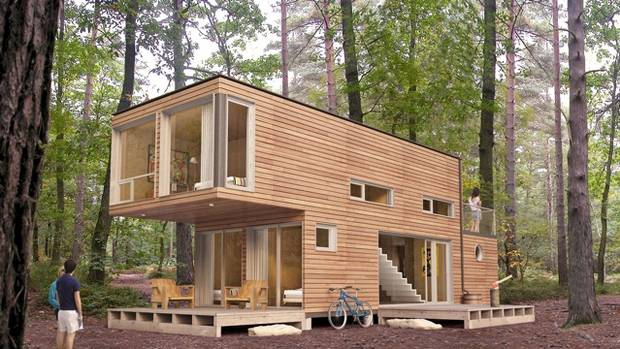 prefab container homes europe