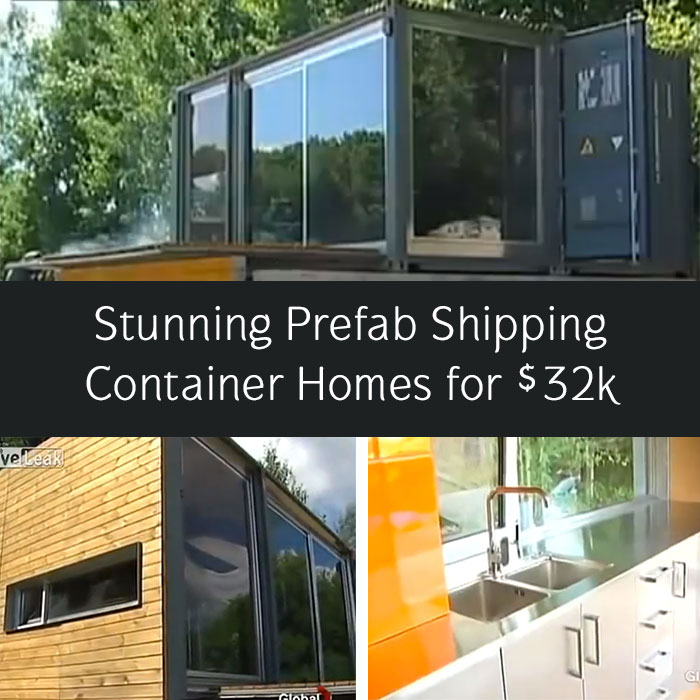 prefab shipping container homes florida