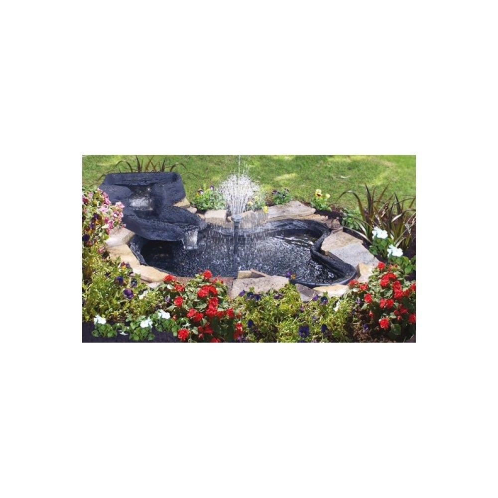 Preformed garden pond kits uk design and ideas for Garden pond kit