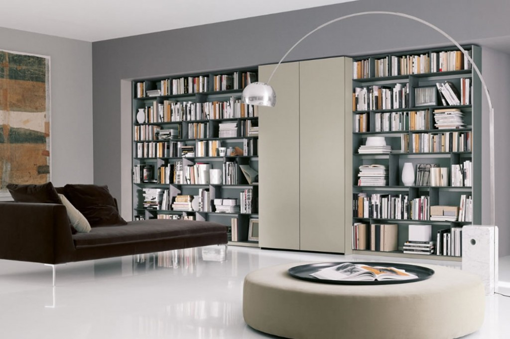 Private Library Furniture Type Comfortable Sofa Design and Ideas