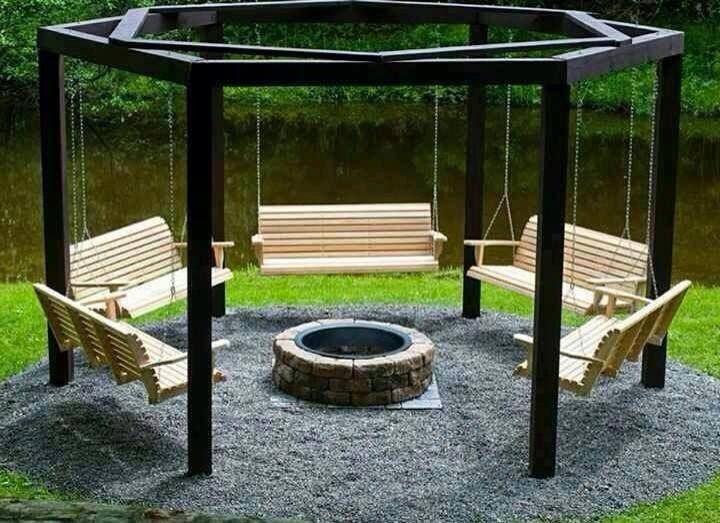 Really Cool Fire Pits Design And Ideas