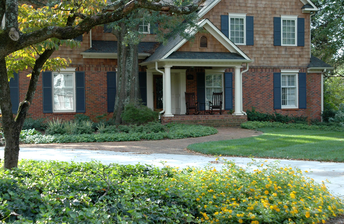 residential landscape design charlotte nc  photo - 2