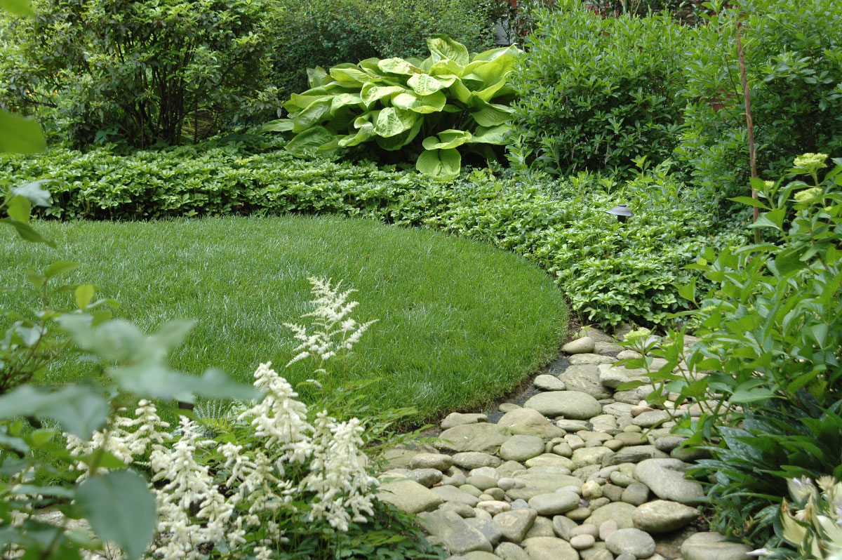 residential landscape design charlotte nc  photo - 1