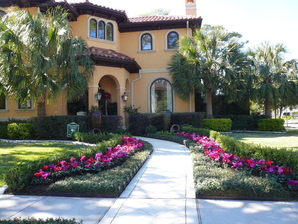 Residential landscape design houston design and ideas for Residential landscape designer