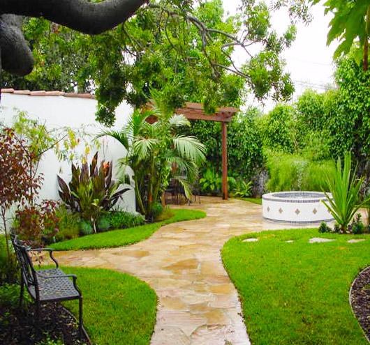 Residential landscape design brisbane design and ideas for Residential landscaping