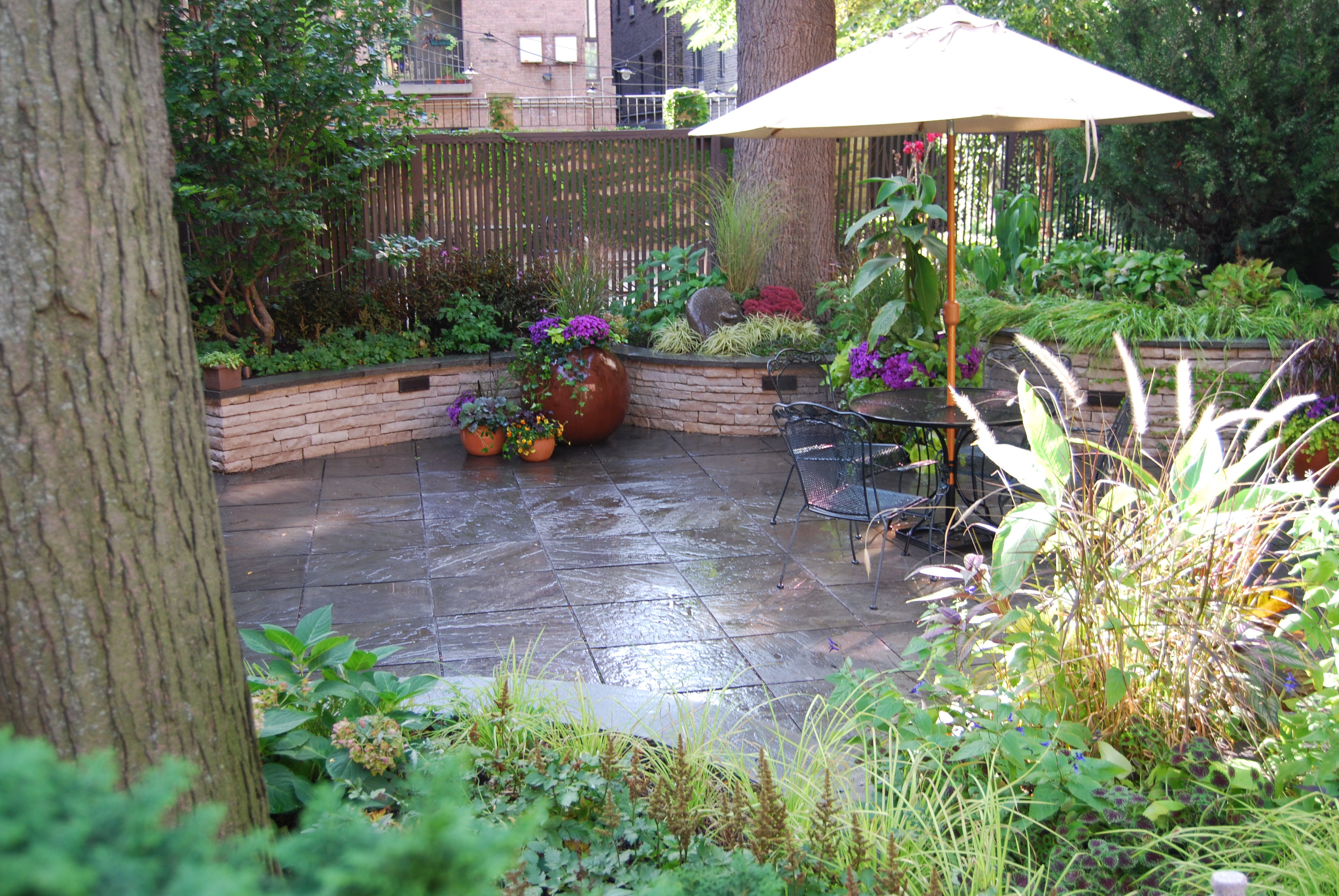 Residential landscape design brisbane design and ideas for Residential landscape design