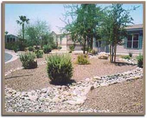 rock and gravel landscaping ideas