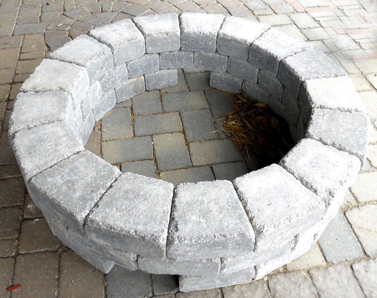 Rock Fire Pit Construction 187 Design And Ideas
